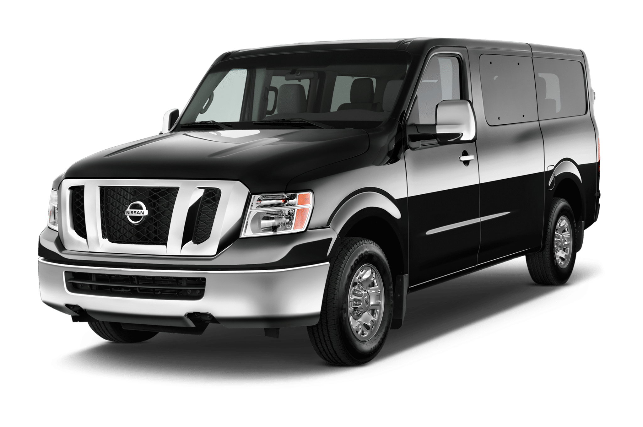 Black Nissan Van – Fort Lauderdale Airport Shuttle